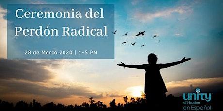 Ceremonia del Perdón Radical tickets