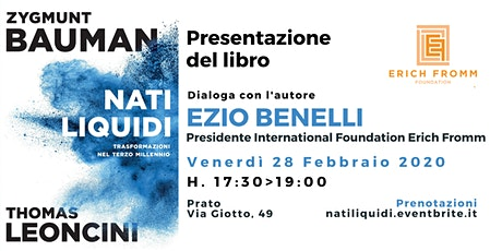 NATI LIQUIDI - Presentazione del libro di Thomas Leoncini e Zygmunt Bauman biglietti