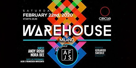 AFTER JESUS goes to WAREHOUSE | Milano Fashion Week Edition biglietti