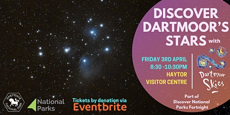 CANCELLED - Discover Dartmoor's Stars tickets