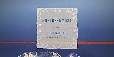 POSTPONED: Peter Geye: Northernmost tickets