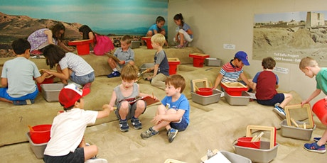 Digital Junior Archaeologist   Ages 8-12 tickets