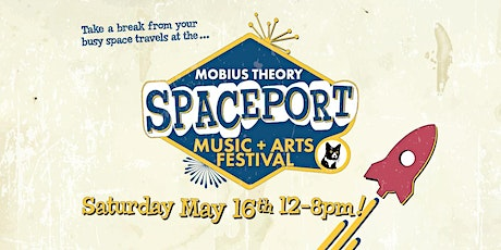Spaceport Music + Arts Festival tickets