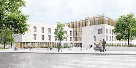 Building a health & care centre for the future tickets