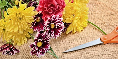 Fresh Flower Workshop tickets