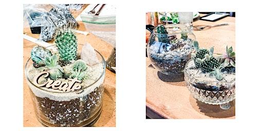 Desert Terrarium Event