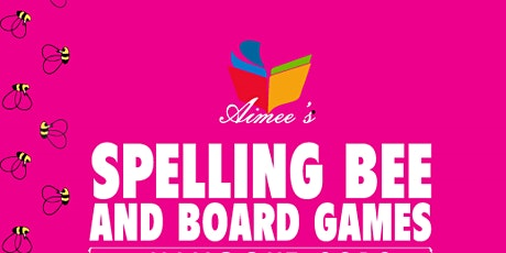 Aimee's Library 2020 Spelling Bee & Board Games Hangout tickets
