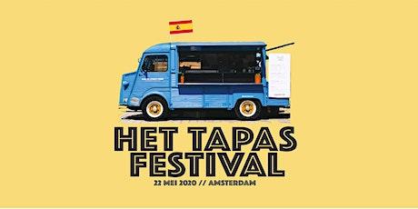 Het Tapas Festival Amsterdam tickets