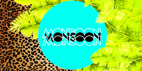MONSOON : Party on the River tickets