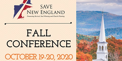 2020 FALL SAVE NEW ENGLAND Church Planting Conference