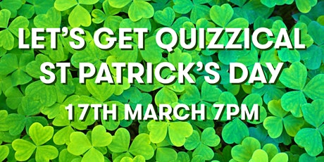 Let's Get Quizzical: St. Patricks Day! tickets