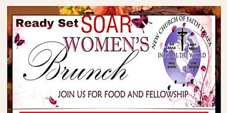 Ready Set SOAR Womens Brunch tickets