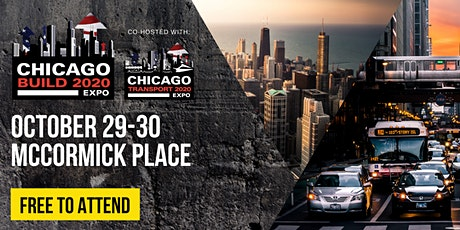 Chicago Build & Chicago Transport | Free Conference & AIA CES Workshops tickets