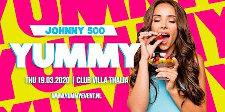 YUMMY ✘ Johnny 500 tickets