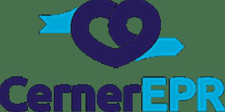289 Cerner EPR Training - Maternity 2020-03-20 tickets