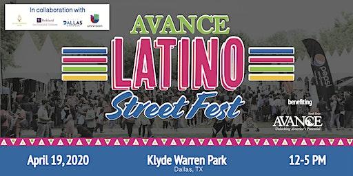 Avance Latino Street Fest
