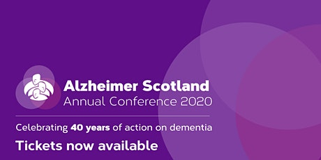 Alzheimer Scotland Annual Conference 2020 tickets
