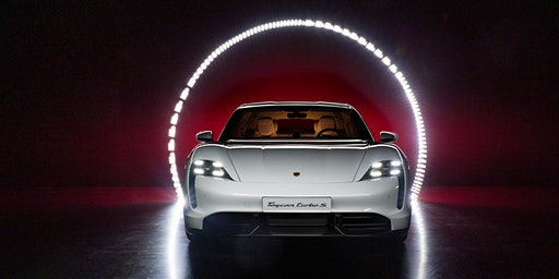 Lancement du Taycan - Porsche Rive-Sud