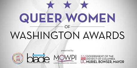 Queer Women of Washington Awards tickets