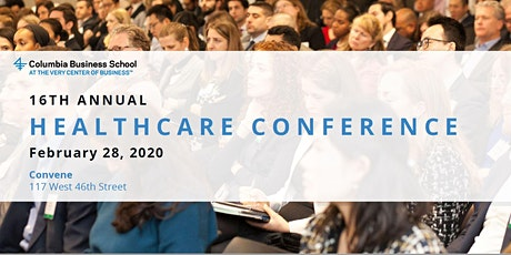 Registration Info Update: 16th Annual Columbia Healthcare Conference tickets