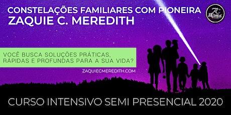 Curso Semi Presencial 2020 Constelações Familiares ingressos