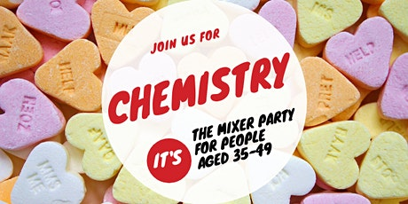 Chemistry Singles Party by Original Dating tickets