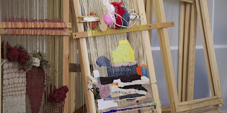 Tapestry Weaving-Textile Arts Center x Market Line tickets