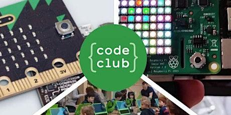 Harris Code Club March 2020 tickets