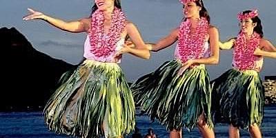 Introduction to Hawaiian Hula Dancing! (Beginner Workshop)