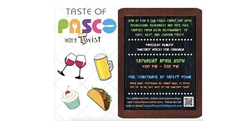Taste of Pasco with a Twist