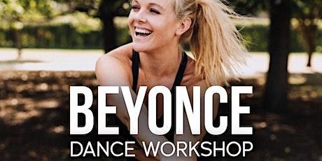 Beyonce Dance Workshop tickets