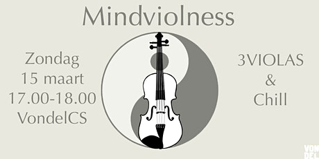 GEANNULEERD - Mindviolness tickets