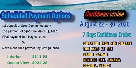 7 Nights Western Caribbean Cruise tickets