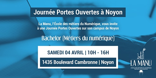 Journée Portes Ouvertes | Bachelor Métiers du Numérique