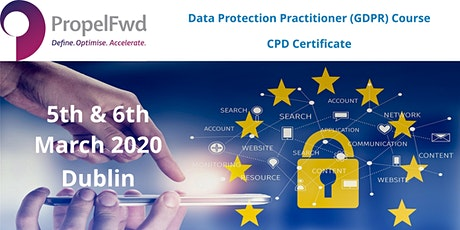 Data Protection Practitioner  (GDPR) course - CPD Certified tickets