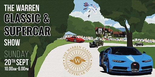 The Warren Classic and Supercar Show 2020