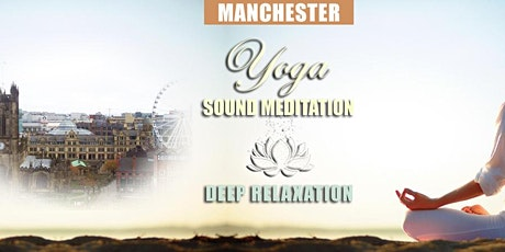 Free 1st-time Mantra Meditation class in Manchester tickets