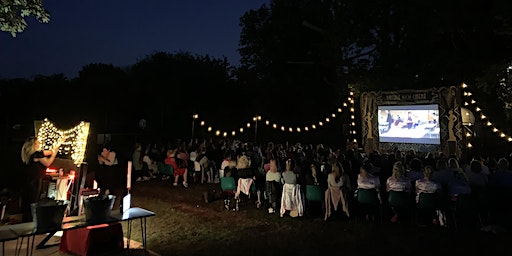 Vintage Open-Air Cinema - GREASE -16th May - Houghton Hall - Houghton Regis