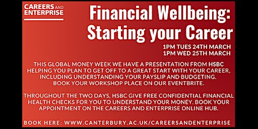 HSBC Financial Wellbeing: Starting your Career
