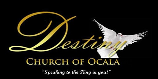 Eddie James at Destiny Church of Ocala March 3rd 2020 - 7pm