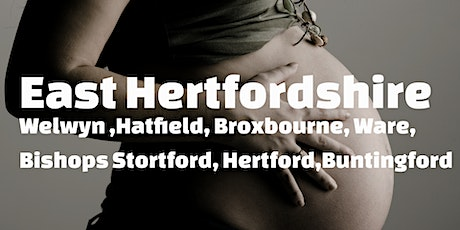 Preparing for Baby Course - Hertford Selections Fam Ctr 3rd 10th & 17th Sep tickets