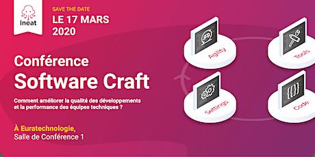 Conférence Software Craft billets
