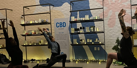 CBD Yoga After Dark tickets