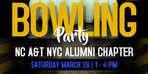 NC A&T NYC Alumni Chapter Bowling Party