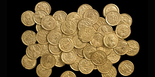 Local Treasure Sandridge Hoard talk