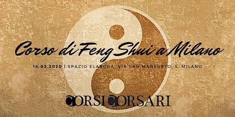 Corso di Feng Shui a Milano biglietti