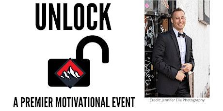 Unlock - A Premier Motivational Event tickets