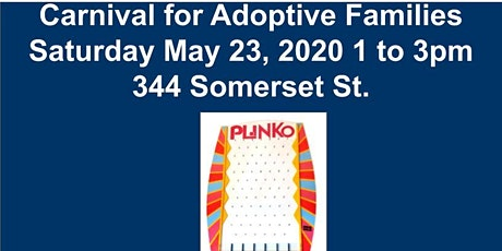 Carnival for Adoptive Families tickets