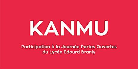 Venez échanger avec Kanmu sur les métiers du digital et de l'esport billets