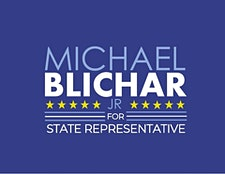 Michael Blichar Jr for PA House 187 logo